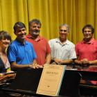 Pietro De Maria - Quartetto Foné - Festival Internazionale Bertinoro