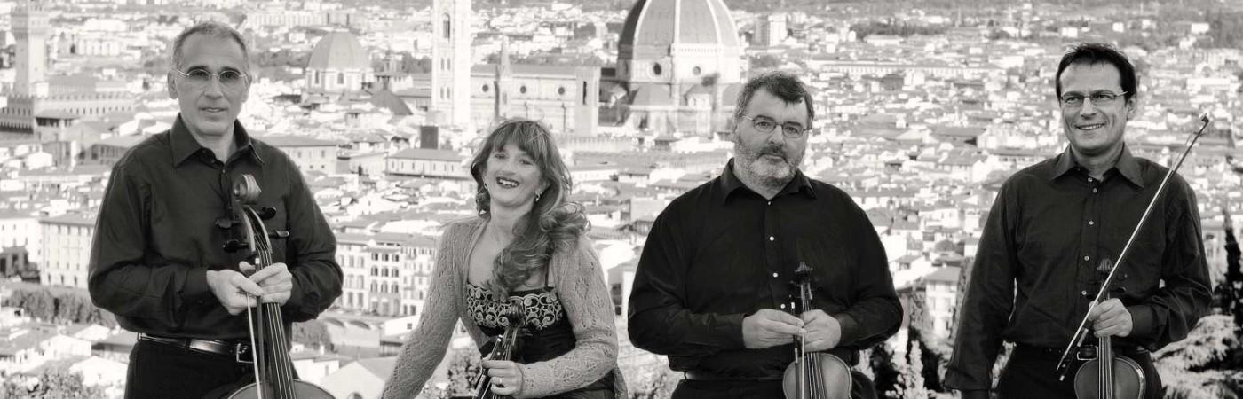 Quartetto Foné - concerti, musica, teatro, didattica musicale